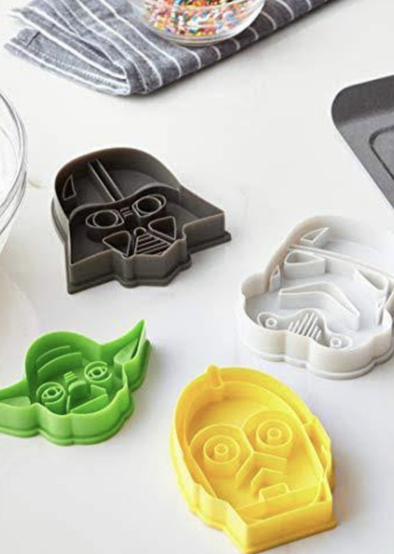 W&P Star Wars Cookie Cutters