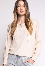 Pink Martini Tie The Knot Sweater
