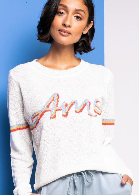 Pink Martini The Amor Sweater