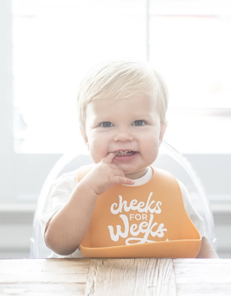 Bella Tunno Cheeks For Weeks Wonder Bib