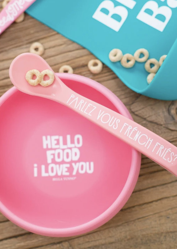 Bella Tunno Hello Food I Love You Wonder Bowl