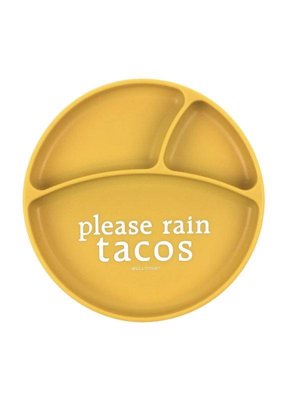 Bella Tunno Rain Tacos Wonder Plate