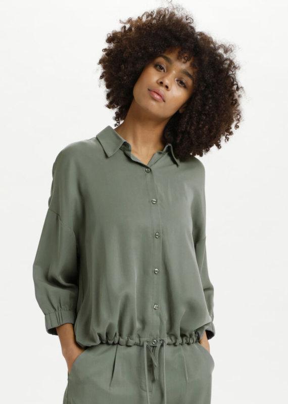 Lounge Nine Ditta Shirt, Sedona Sage