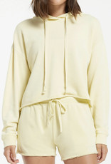 Zsupply Gia Washed Hoodie, Key Lime