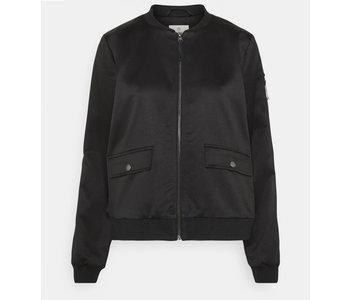 Fary Bomber Jacket, Black