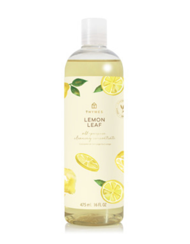 Thymes Lemon Leaf All Purpose Concentrate