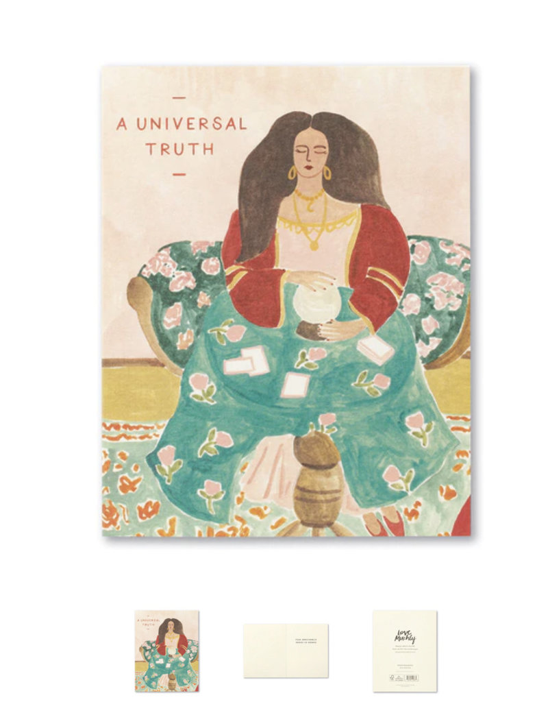 Compendium A Universal Truth, Friendship Card