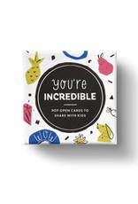 Compendium Thoughtfulls - Kids You're Incredible