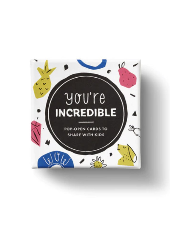 Compendium Thoughtfulls - Kids You're Incredible