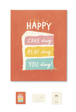 Compendium Happy Cake Day, Play day, You Day
