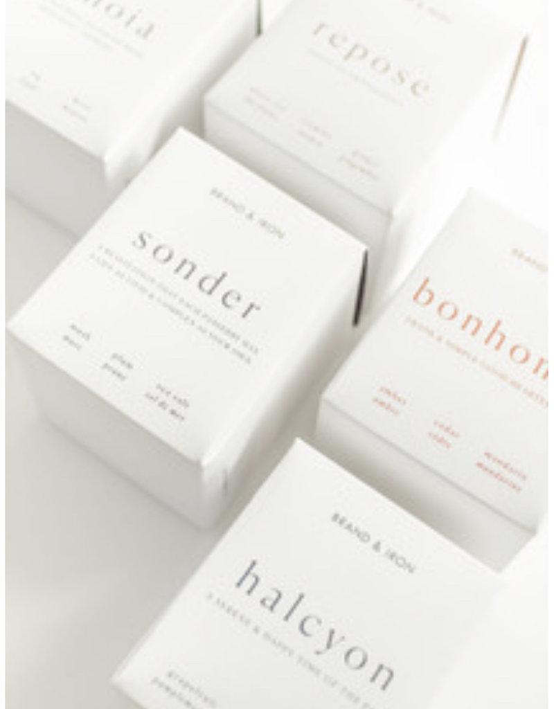 Brand & Iron Laconic Collection - Sonder