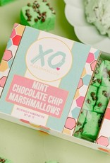 XO Marshmallow Mint Chocolate Chip Marshmallows