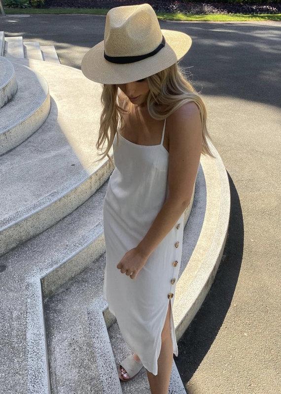 Lost in Lunar Priya Dress, White