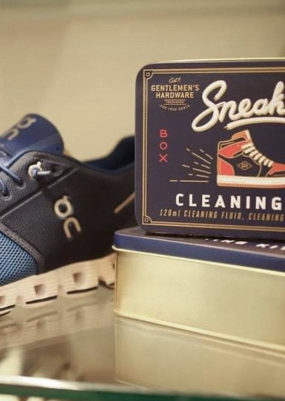 Wild & Wolf Sneaker Cleaning Kit, Gentlemen's Hardware