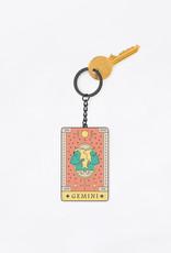 DOIY Design Zodiac Keychain