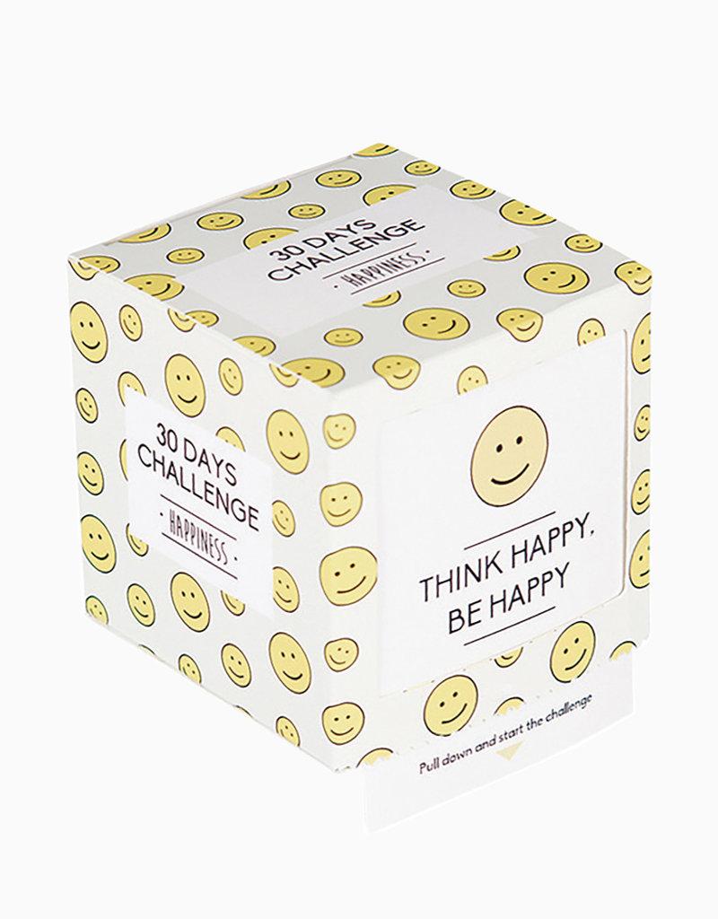 DOIY Design 30 Day Challenge, Happiness