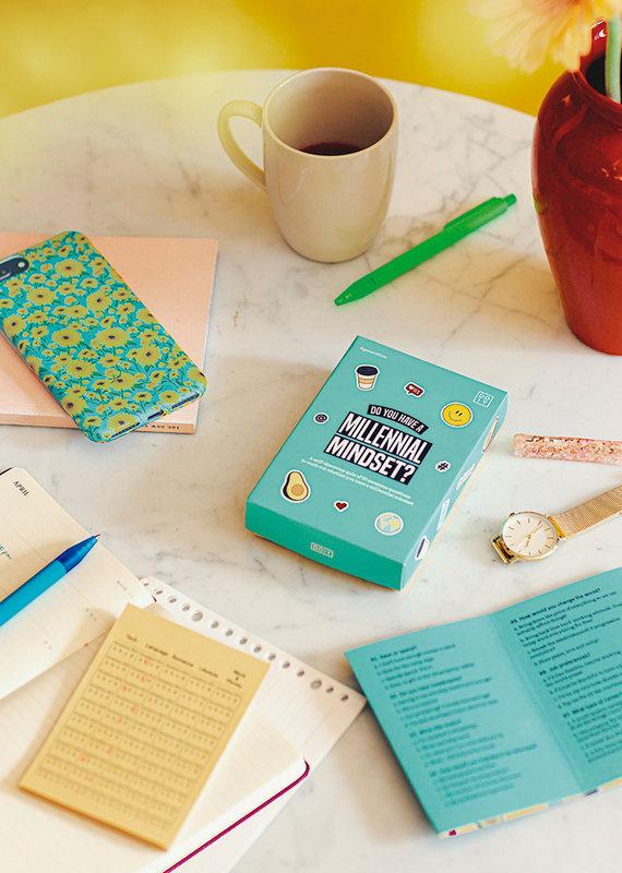 DOIY Design Millennial Mindset, Self Discovery Quiz