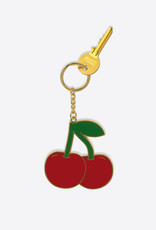 DOIY Design Cherry Oversized Keychain