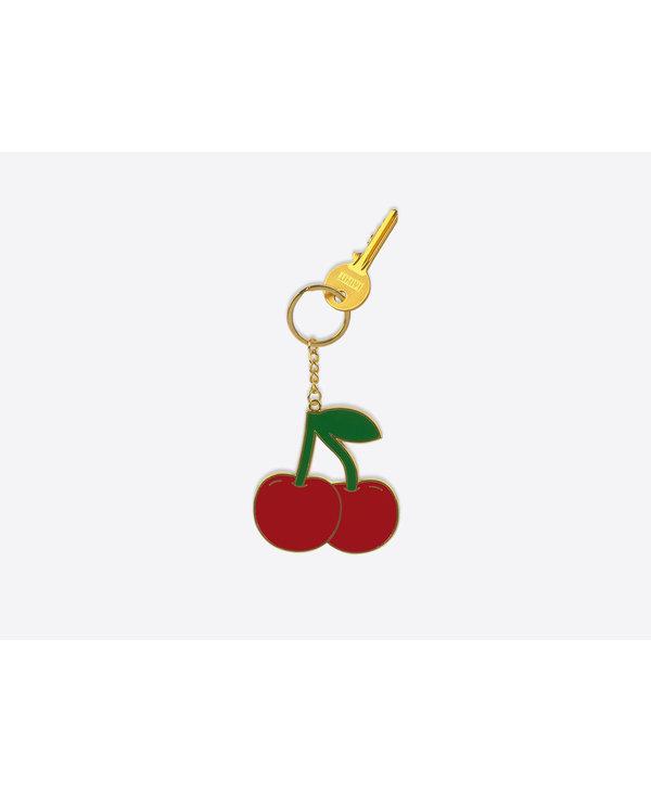 Cherry Oversized Keychain