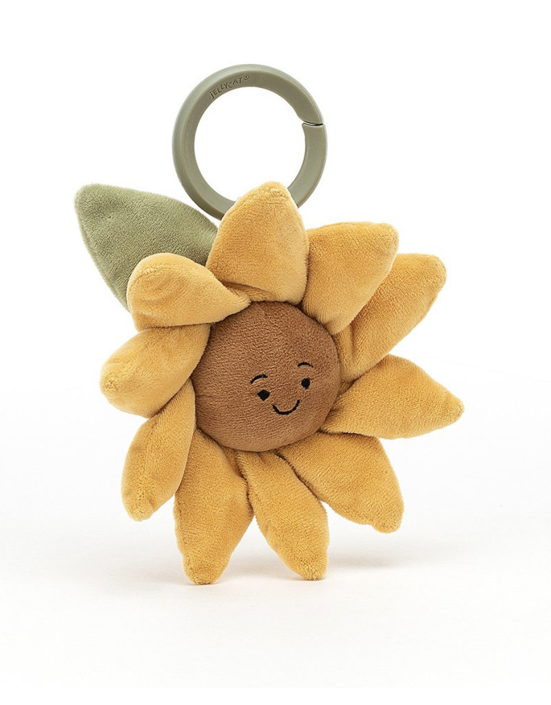 Jellycat Inc. Fleury Sunflower Jitter