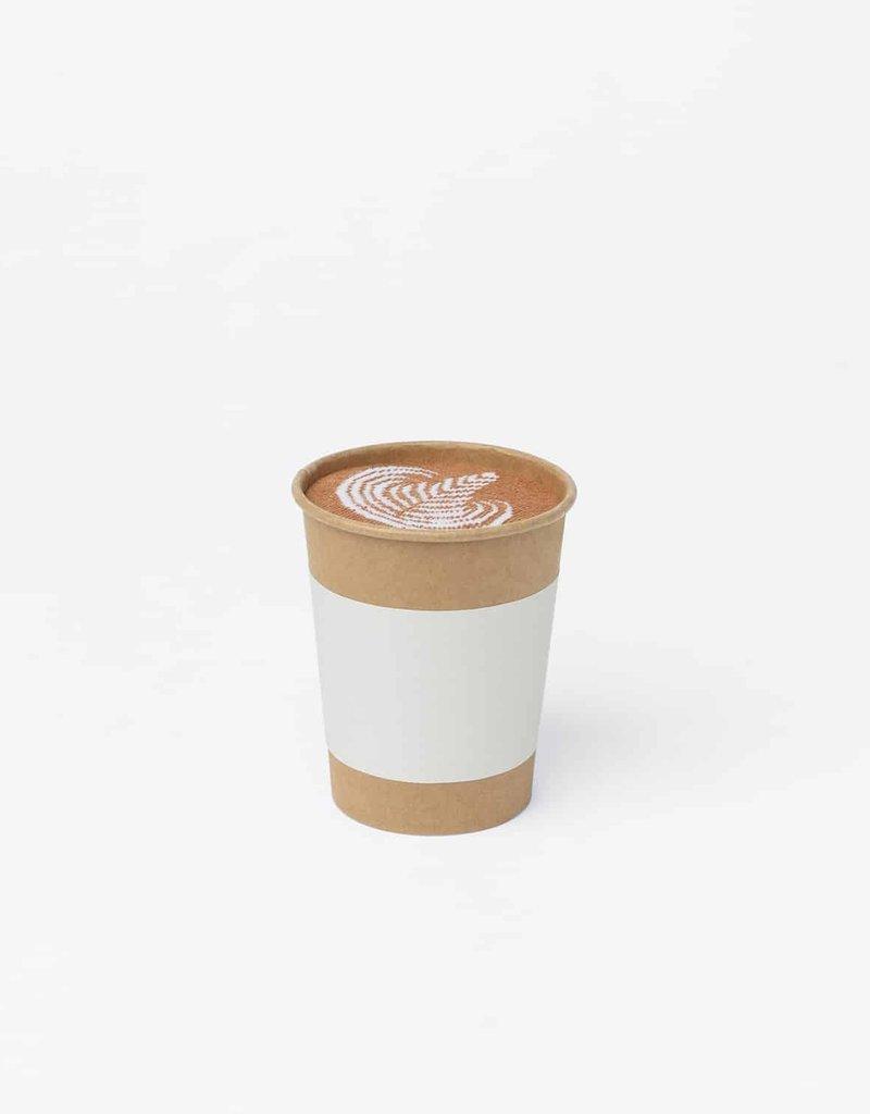 DOIY Design Latte Socks, Caffe