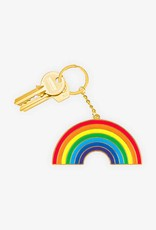 DOIY Design Rainbow Oversized Keychain