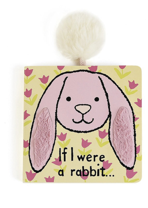 Jellycat Inc. If I were a Rabbit - Pink Tulip