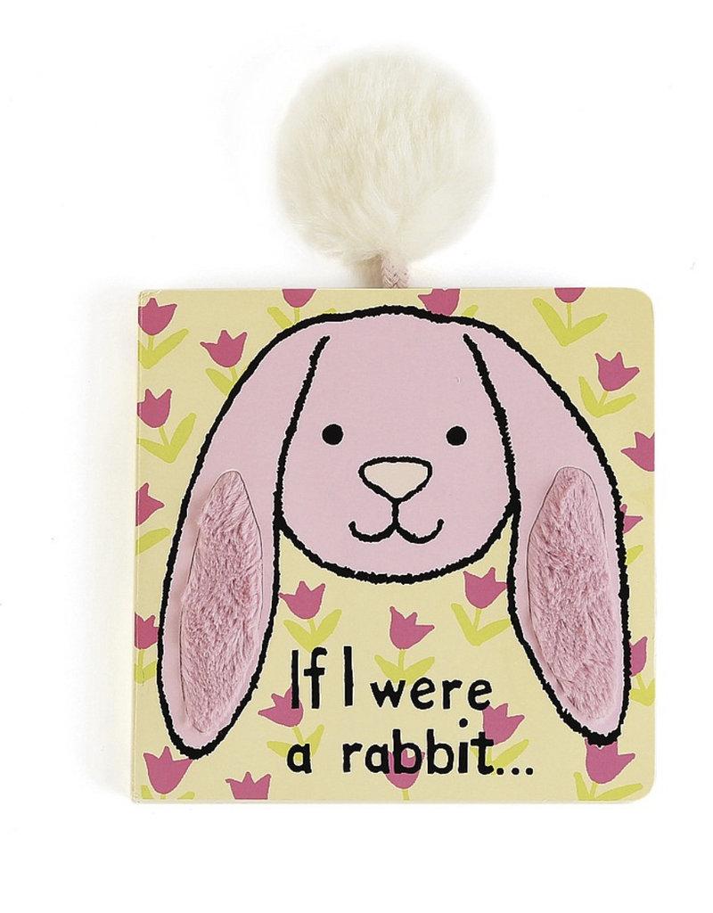 Jellycat Inc. If I were a Rabbit - Pink Tulip