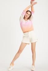 Sanctuary Horizon Sweater, Pink Sherbert Ombre