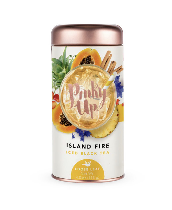 Island Fire Loose Tea
