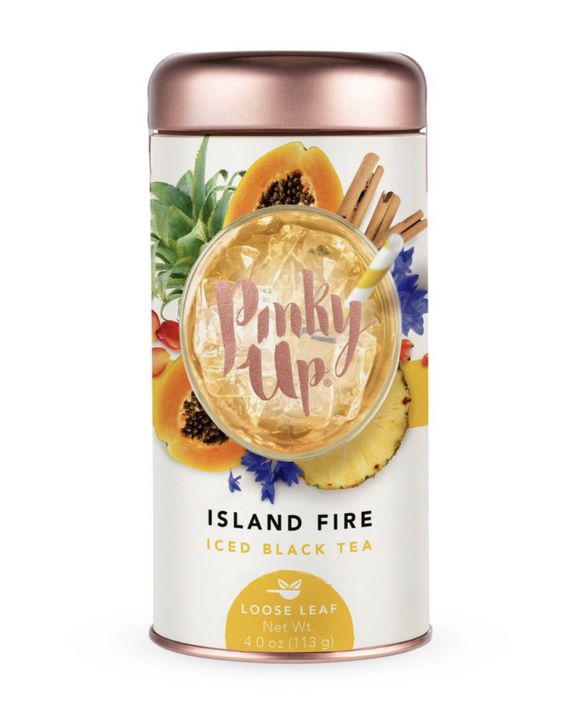 Pinky Up Island Fire Loose Tea