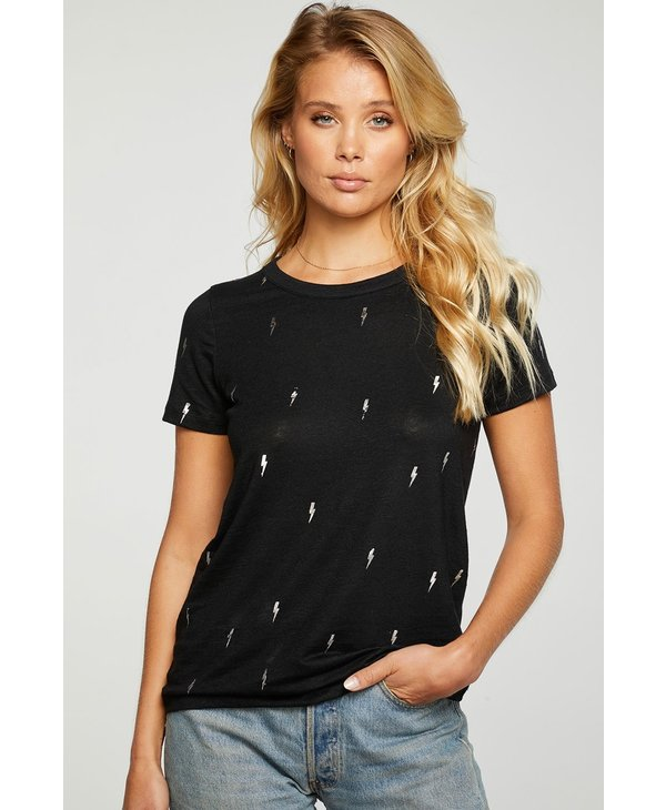 Silver Bolts Tee