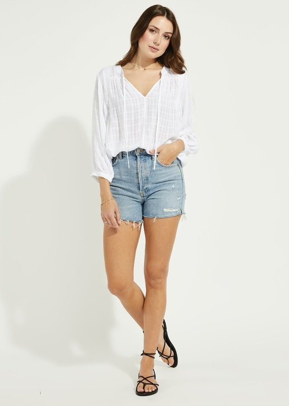 Gentle Fawn Jane Top, White