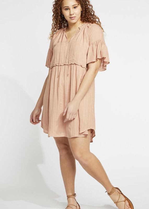 Gentle Fawn Mavis Dress, Peach