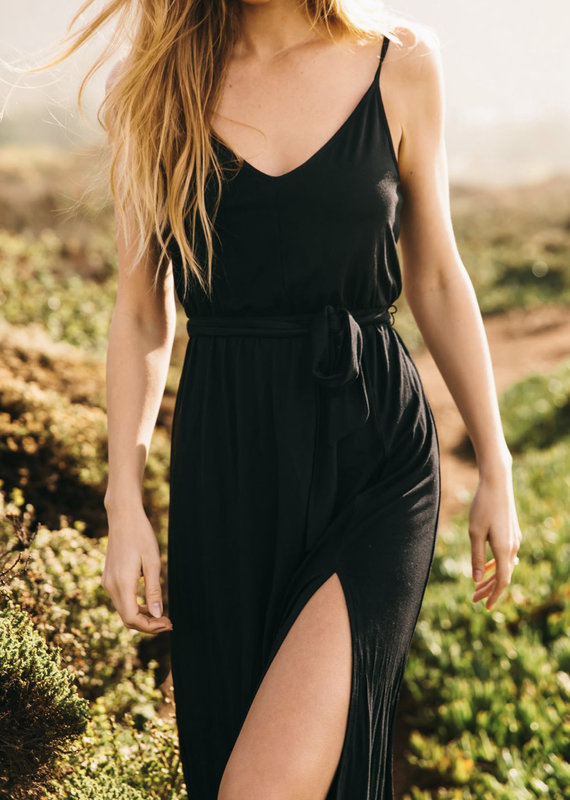 Gentle Fawn Willa Dress, Black