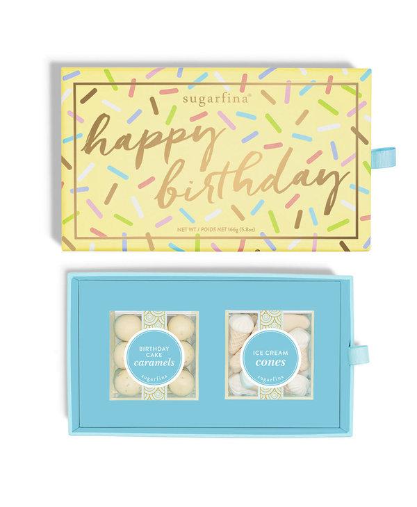 Happy Birthday 2pc Bento Box