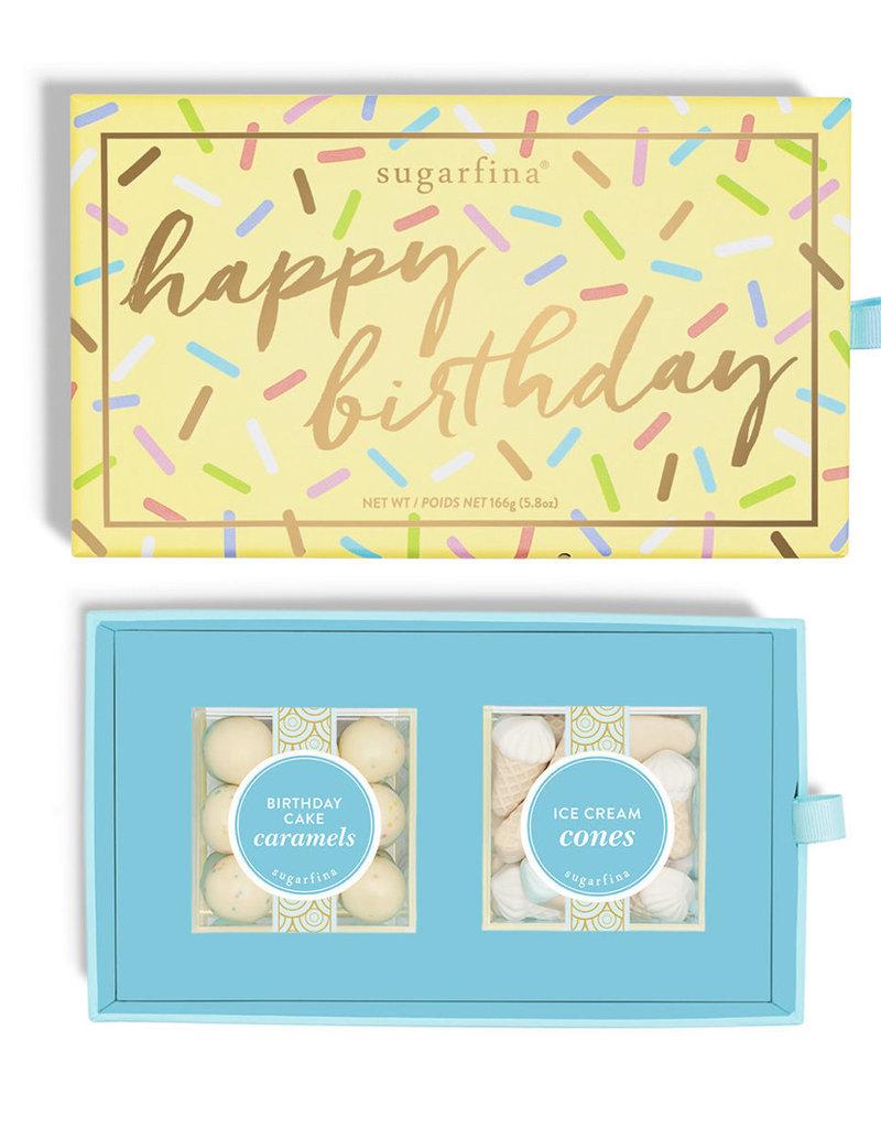 Sugarfina Happy Birthday 2pc Bento Box