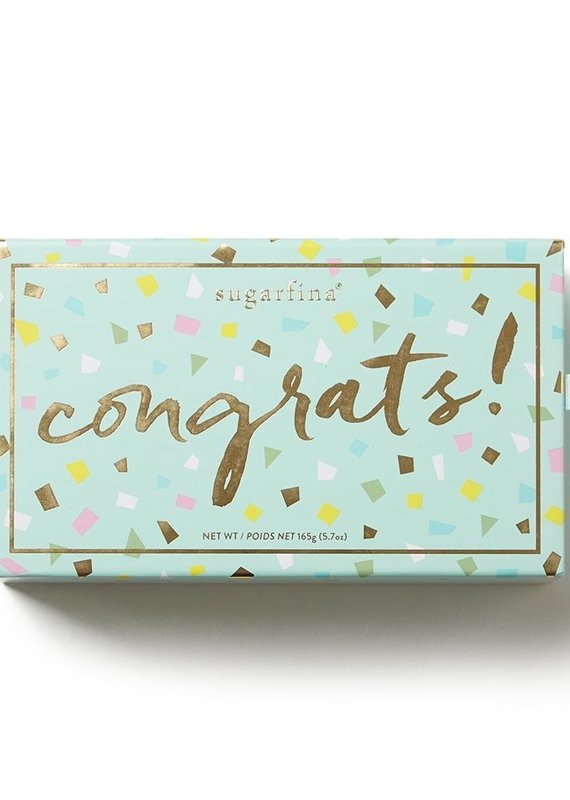 Sugarfina Congrats 2pc Bento Box