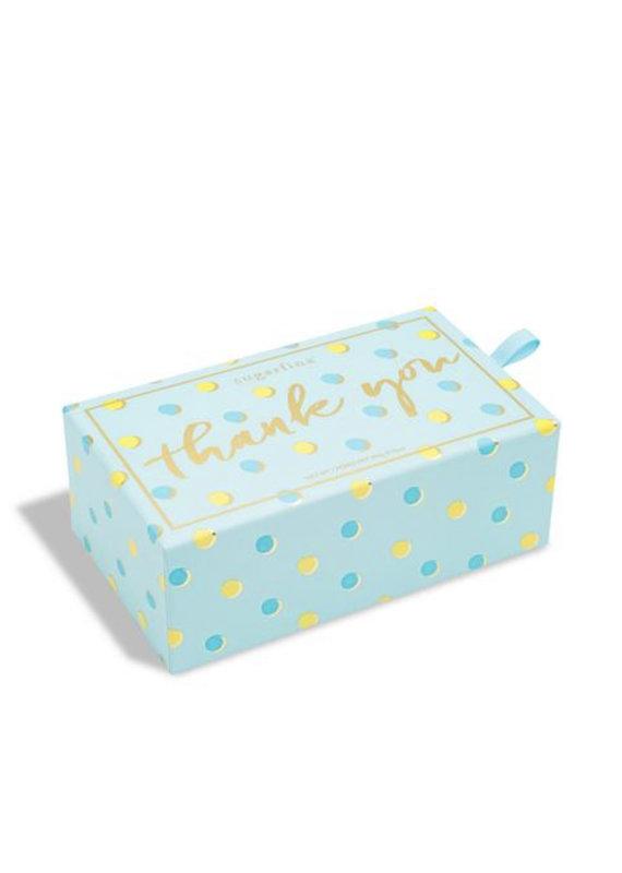 Sugarfina Thank you 2pc Bento Box