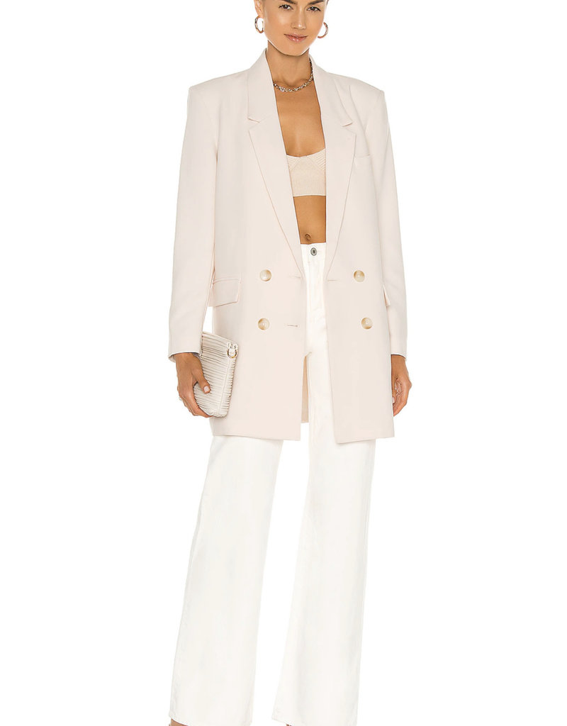 BB Dakota Dressed To Thrill Blazer, Lt Pink