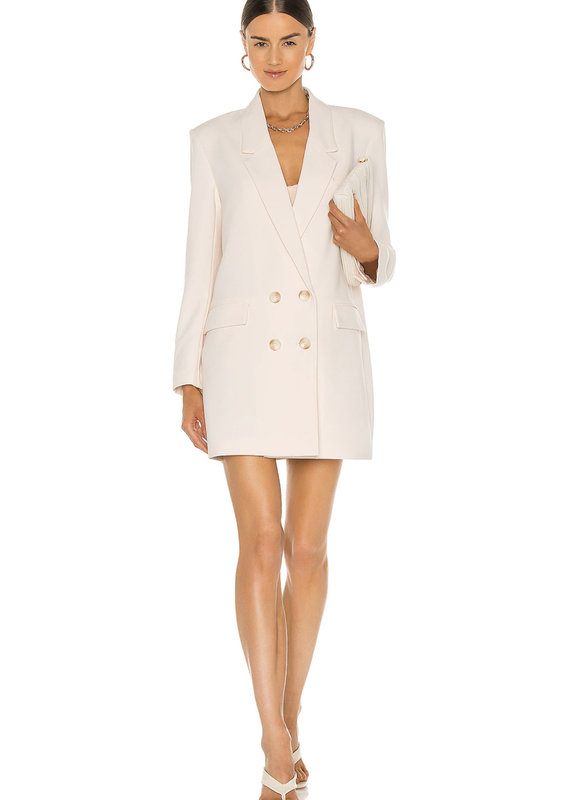 BB Dakota Dressed To Thrill Blazer, Lt Pink