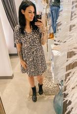 ICHI Marrakech Dress, Tan