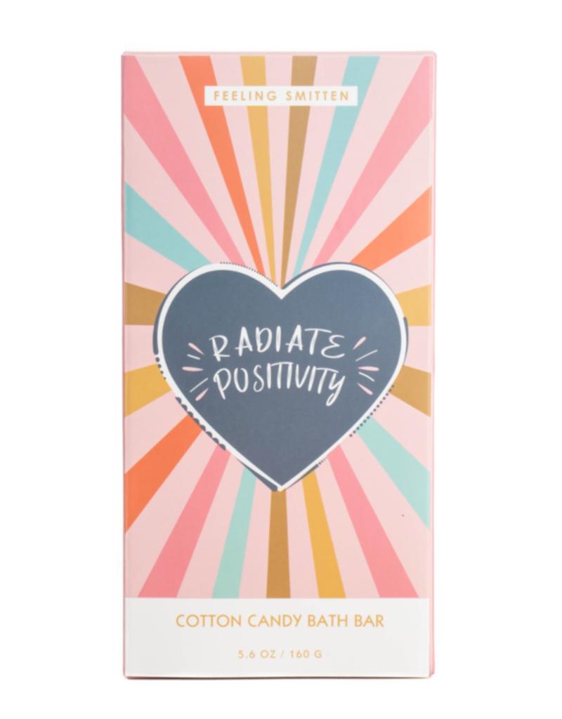 Feeling Smitten Radiate Positivity Rainbow Bar