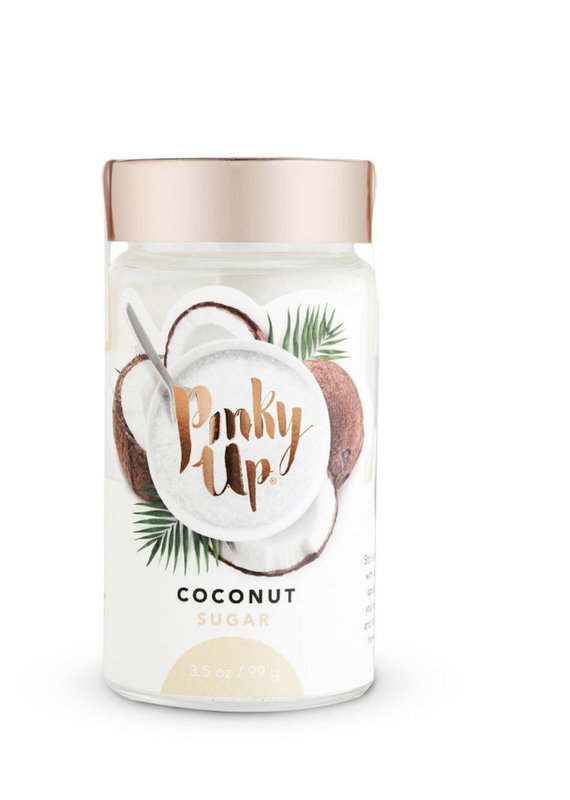 Pinky Up Coconut Sugar