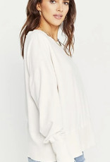 Project Social Reese Grinded Sweatshirt, Ivory