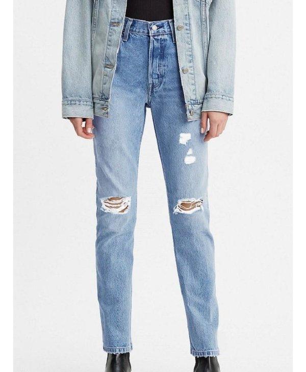 501 Jeans, Oxnard Athens Crown Destruction