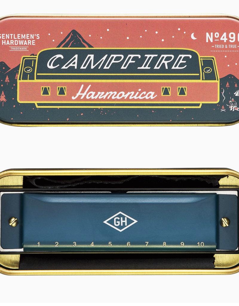 Gentleman's Hardware Campfire Harmonica