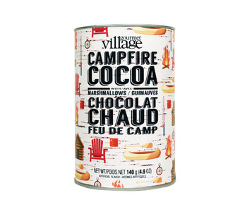 Campfire Hot Chocolate Canister