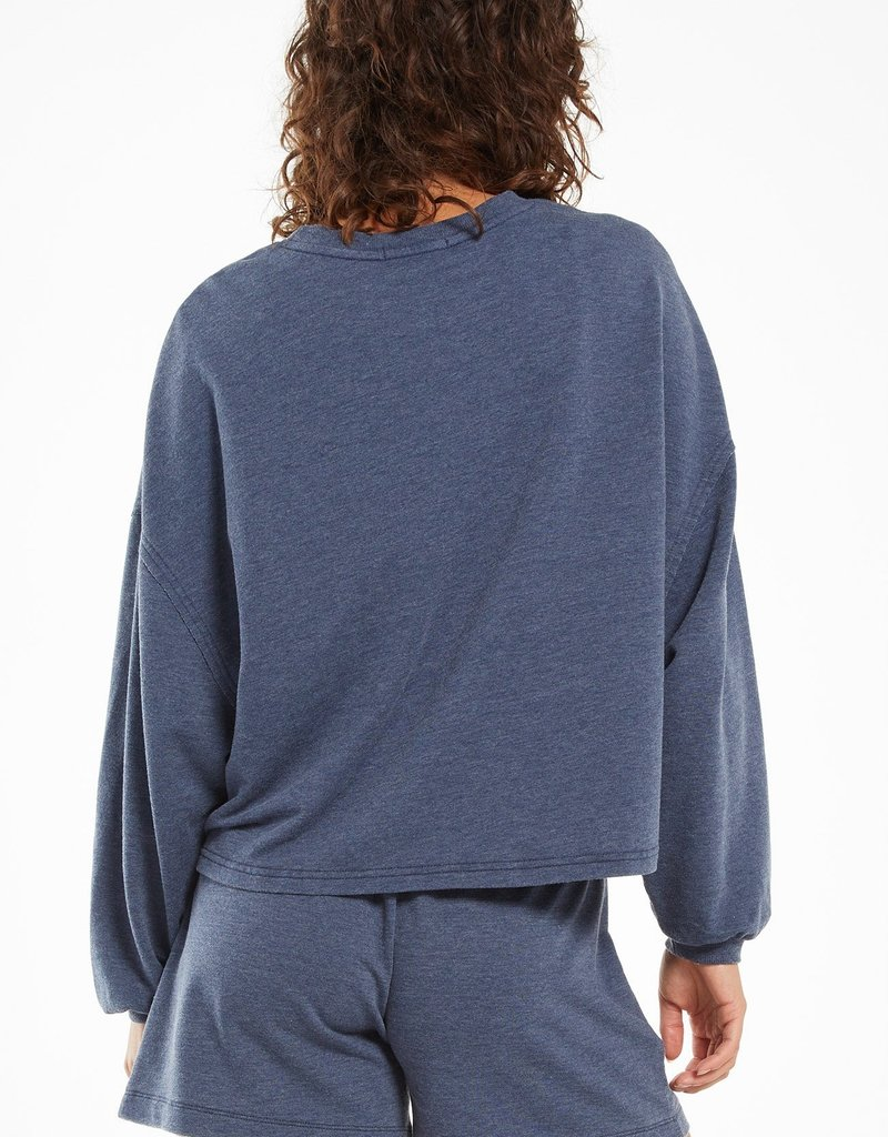 Zsupply Miki Terry LS Top