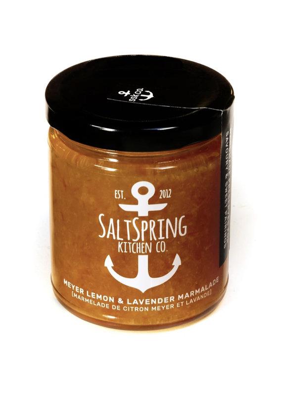 Salt Spring Kitchens Lemon Lavender Marmalade